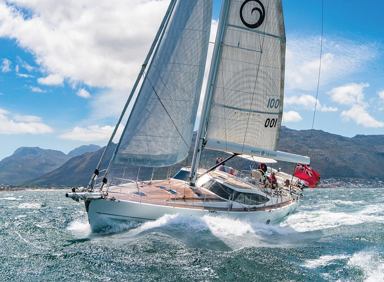 Sailing From Trogir on Bogerila Lead-brod