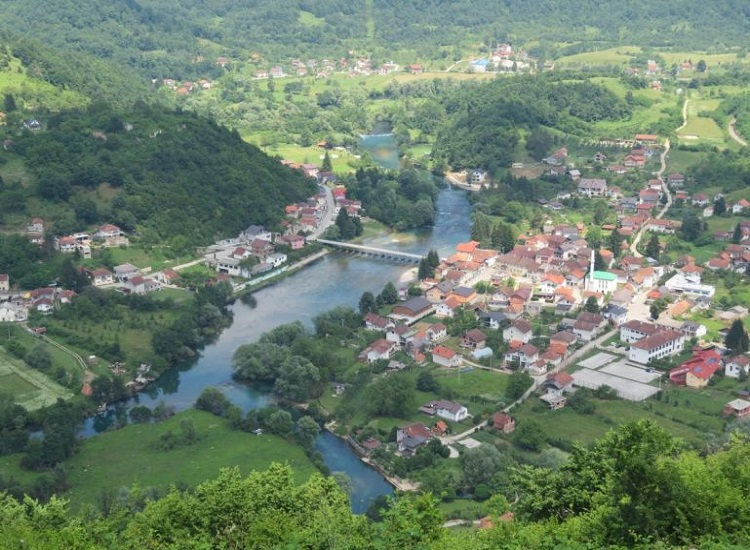 The Backpacking Through Travel to Bosnia
